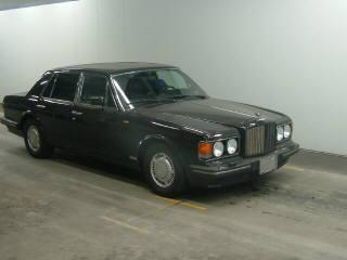JDM 1991 Bentley Turbo R (LHD) import