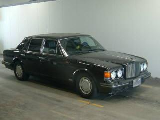 JDM 1991 Bentley Turbo R import