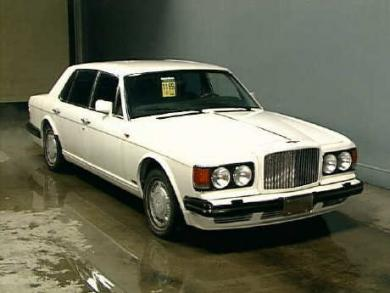 JDM 1989 Bentley Turbo R (LHD) import