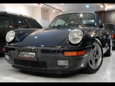 JDM 1986 Porsche 911 RUF CR 3.4 (930 Carrera) import