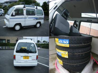 JDM 1992 Suzuki Every Turbo import